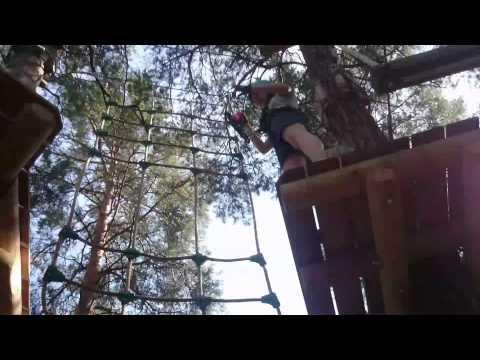 Korkee Mustikkamaa Helsinki Adventure park