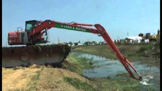 Land and Water Plant Hire
