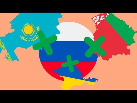Какие земли присоединит Россия ?