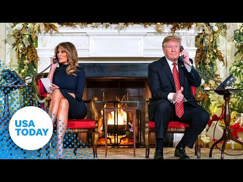 Trump tells boy: Believing in Santa at 7 is 'marginal'