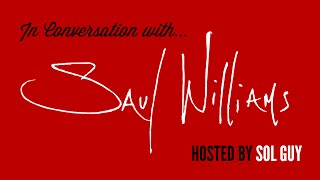 In Conversation with... Saul Williams (Full)