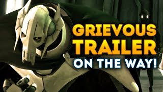 General Grievous Trailer Is On the Way! - Star Wars Battlefront 2 Clone Wars DLC