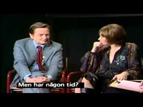 Olof Palme - ON SOCIALISM: