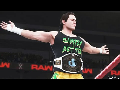 WWE 2K18 My Career Mode   Ep 17   INTERCONTINENTAL CHAMPION!!! (WWE 2K18 My Career Part 17)