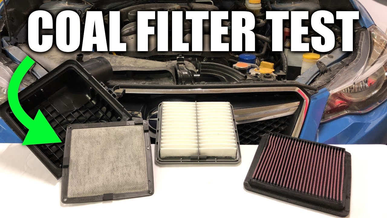 Do Charcoal Air Filters Rob Your Engine Of Horsepower?