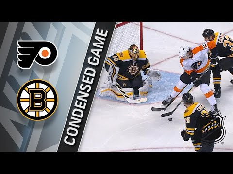 03/08/18 Condensed Game: Flyers @ Bruins