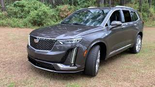 Best Detailed Walkaround 2020 Cadillac XT6 Premium Luxury AWD