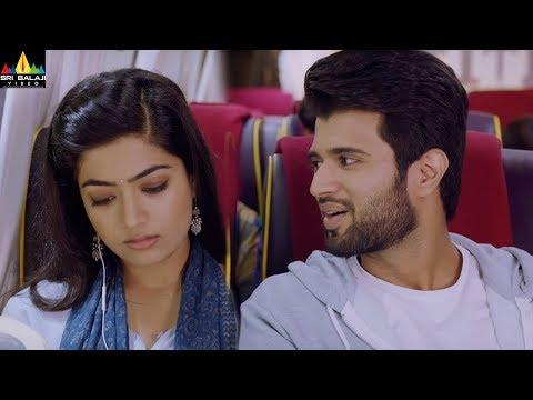Geetha Govindam Comedy Trailer | Vijay Deverakonda, Rashmika Mandanna | Sri Balaji Video