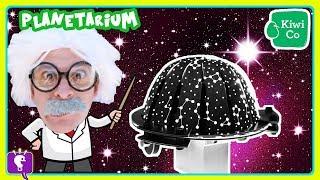 Planetarium DIY Science Project with HobbyHarry by HobbyKidsTV