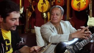 Un Café con: HÉCTOR CASTAÑÓN en Revista GuitarraMX