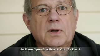Medicare Open Enrollment Commercial