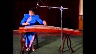 Guzheng Fishermen 39 s Song at Eventide