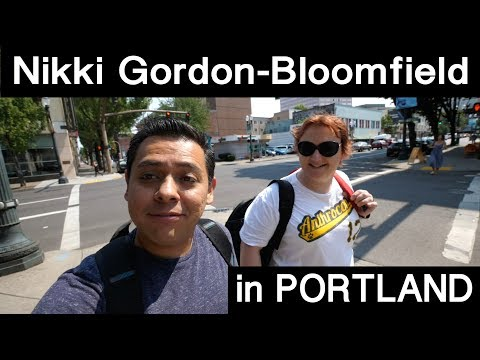 Portland's EV Life With Nikki Gordon-Bloomfield