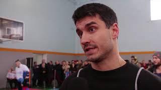 В Киеве прошел турнир по кикбоксингу