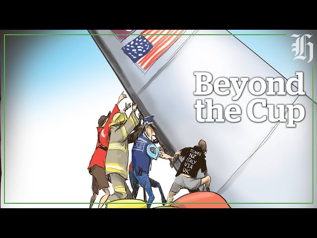 Beyond the Cup\: Prada Cup crew reveal the challenges ahead   nzherald.co.nz
