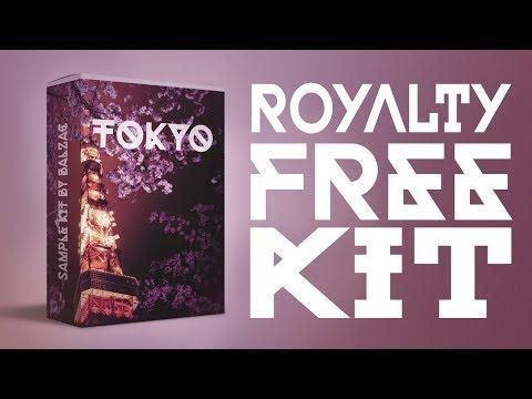"""""""TOKYO"""" ROYALTY FREE SAMPLE/LOOP KIT BY BALZAC"""