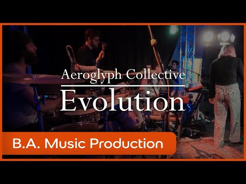 Aeroglyph Collective - Evolution
