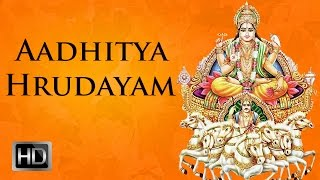 Aditya Hrudayam - Powerful Mantra for Healthy Life - Dr.R. Thiagarajan