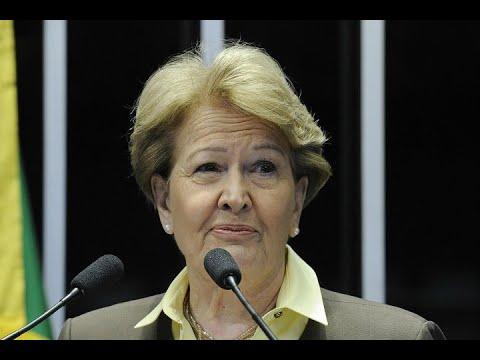 A agrociência brasileira tem muito a comemorar em 45 de serviço da Embrapa, diz Ana Amélia