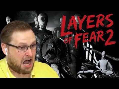 Куплинов Vs Вареник в Layers Of Fear 2 ✂ ЛУЧШИЕ МОМЕНТЫ С КУПЛИНОВ PLAY