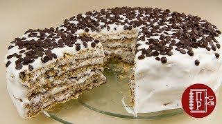 Шоколадно - Ореховый ТОРТ БЕЗ МУКИ! Эту Вкуснятину стоит приготовить!