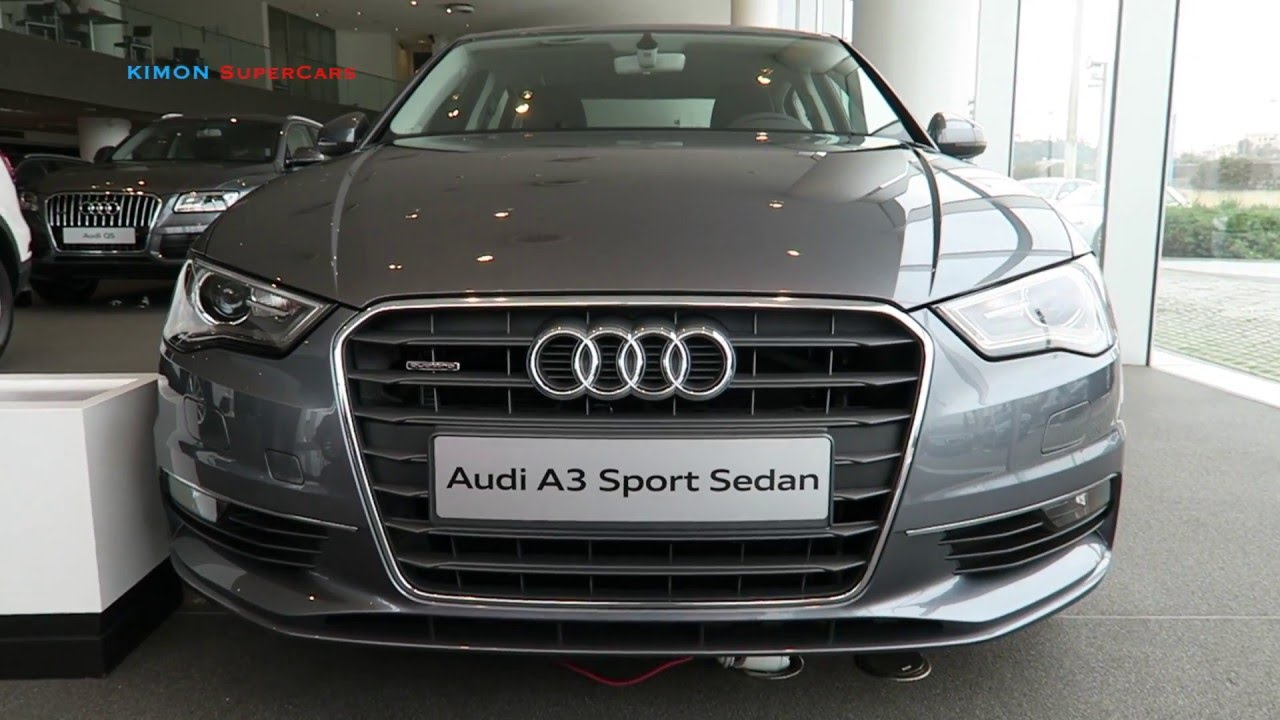New 2016 Audi A3 Sedan Exterior Amp Interior Youtube