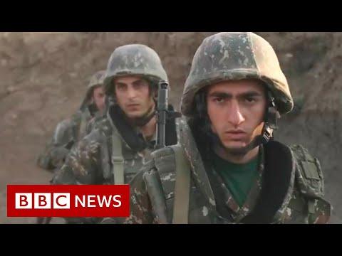 Avoiding war in the Armenia-Azerbaijan conflict - BBC News