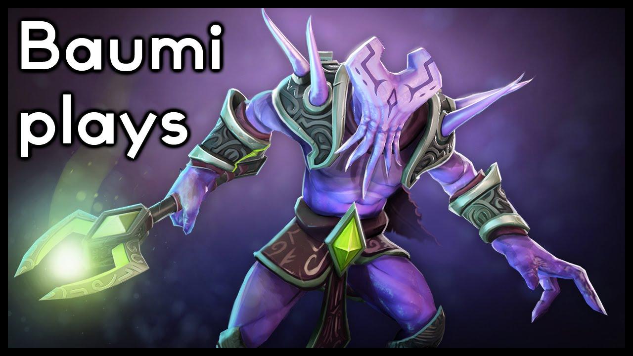 AMAZING CHRONOSPHERES!!   Baumi plays Faceless Void - …