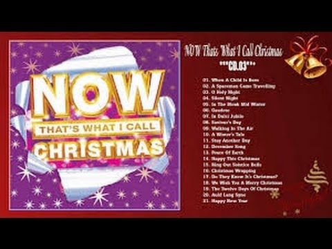 Now That's What I Call Christmas 2016/2017 - Top Pop Christmas ...