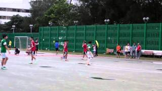 2014基督教粉嶺神召會SIC福音足球挑戰盃公開組決賽 -