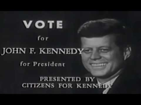 1960 U.S Elections - Harry Belafonte for Kennedy