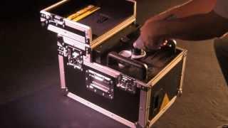 GH500H Smoke machine, fogger, hazer, fazer, ambient effects, disco, club, atmospheric effects.