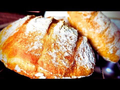 Домашен хляб. Лесна