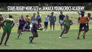 Tropical 7s 2019: Stars Rugby MU23 vs Jamaica YoungCroc Academy