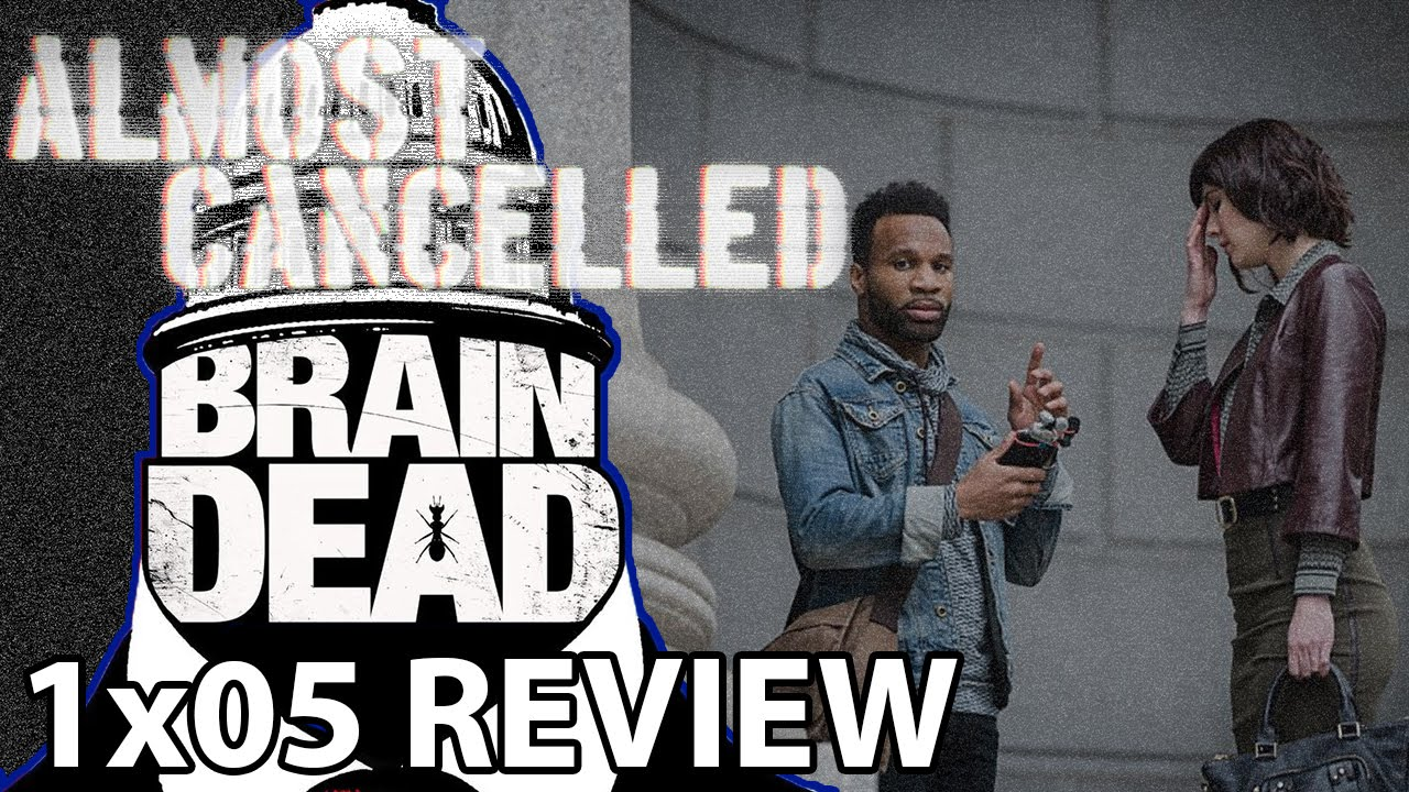 Download BrainDead Season 1 Episode 5 'Back to Work' Review