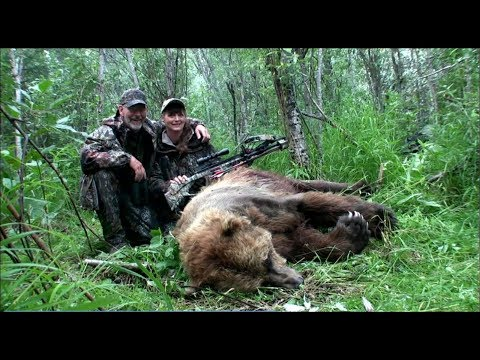 Winchester Legends S4E1 Last Frontier Grizzly