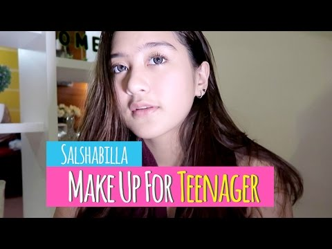 Salshabilla #BEAUTY - MAKE UP FOR TEENAGER
