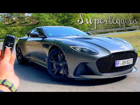 ASTON MARTIN DBS Superleggera | REVIEW POV on ROAD & AUTOBAHN by AutoTopNL