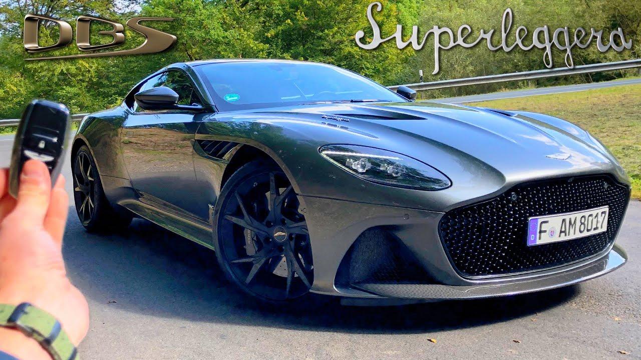 Aston Martin Dbs Superleggera Review Pov On Road Autobahn By Autotopnl Youtube