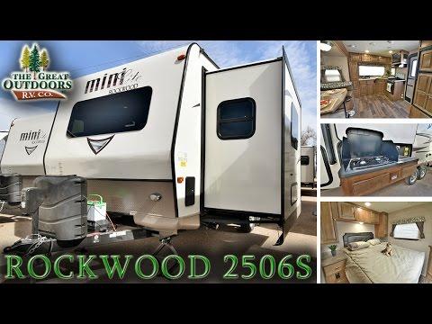 2017 FOREST RIVER ROCKWOOD 2506S R1065 RV Colorado Dealer Sales