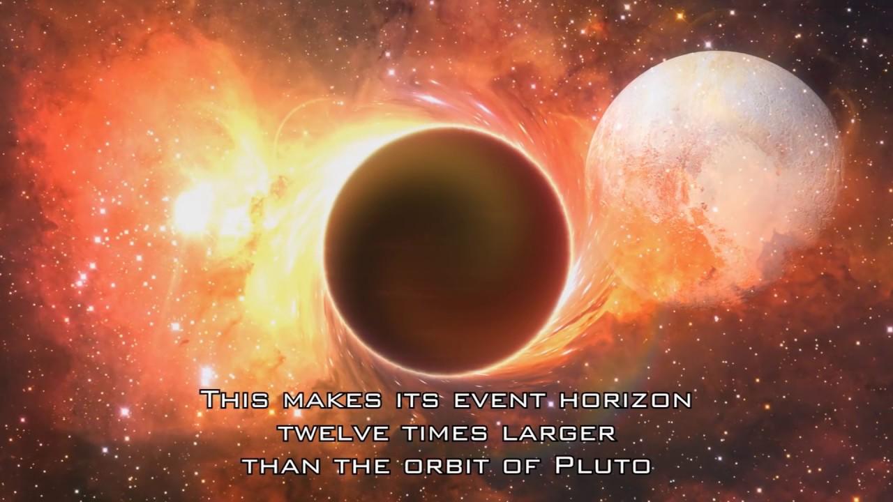 black holes biggest - photo #13