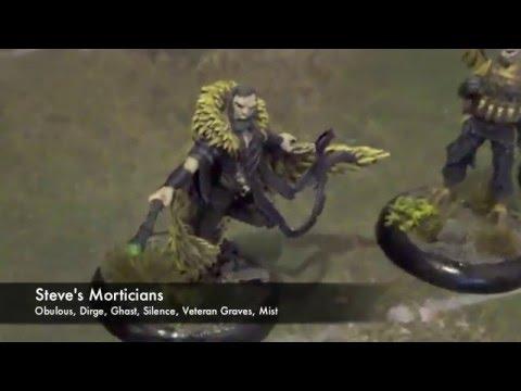 WCWW Guild Ball Match Report: Theron Hunters (Rutter) v Obulous Morticians (Steve)