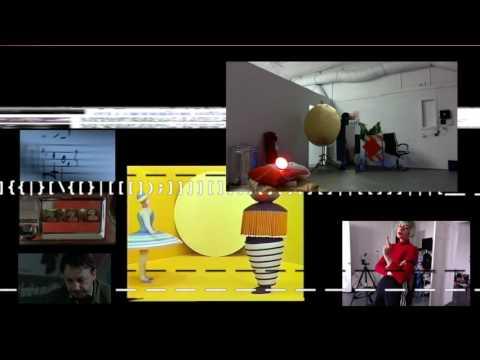 VIRTUAL REALITY INSIDE VIRTUAL REALITY INSIDE A WHITE CUBE: a livestream