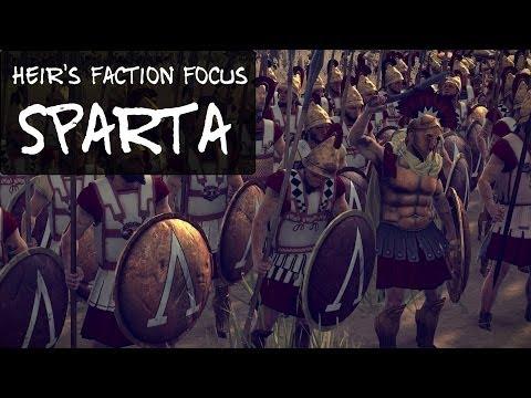 Heir's Faction Focus : Sparta