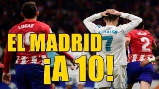 EL MADRID EMPATA Y YA ESTÁ ¡¡¡A 10 DEL BARÇA!!!