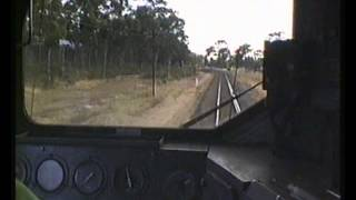 Gambar cover Australian Trains in the 1990's: Film 1-1997