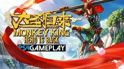 Monkey King: Hero is Back Gameplay (PS4 HD)