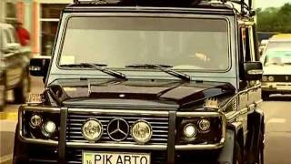 """Телепрограма """"Швидкість"""" Тест-драйв   Mercedes-Benz G class B 6"""