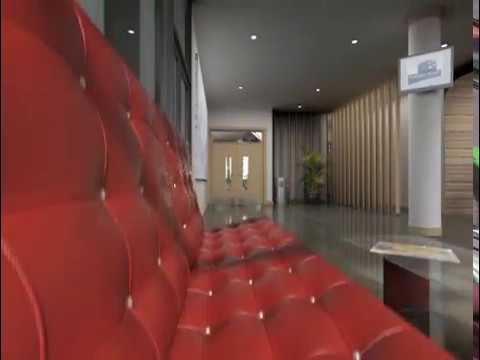 Modern office reception Nice Interior 3d Animation Of Modern Office Reception Youtube Interior 3d Animation Of Modern Office Reception Youtube