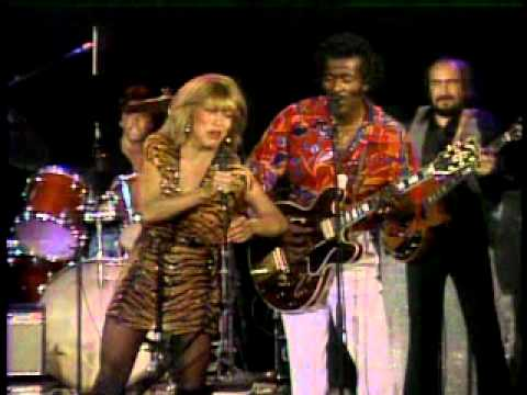 Tina Turner & Chuck Berry - Rock n roll music